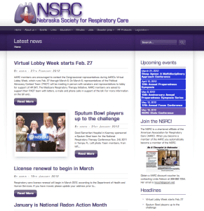 NSRC home page 033112