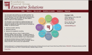 FFG Executive Solutions home page