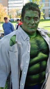 Super Cruiser Ride 2013 Incredible Hulk