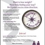 Flyer for Journey: A Better Weigh