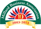 Millard Business Association logo