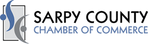 Sarpy County Chamber of Commerce logo