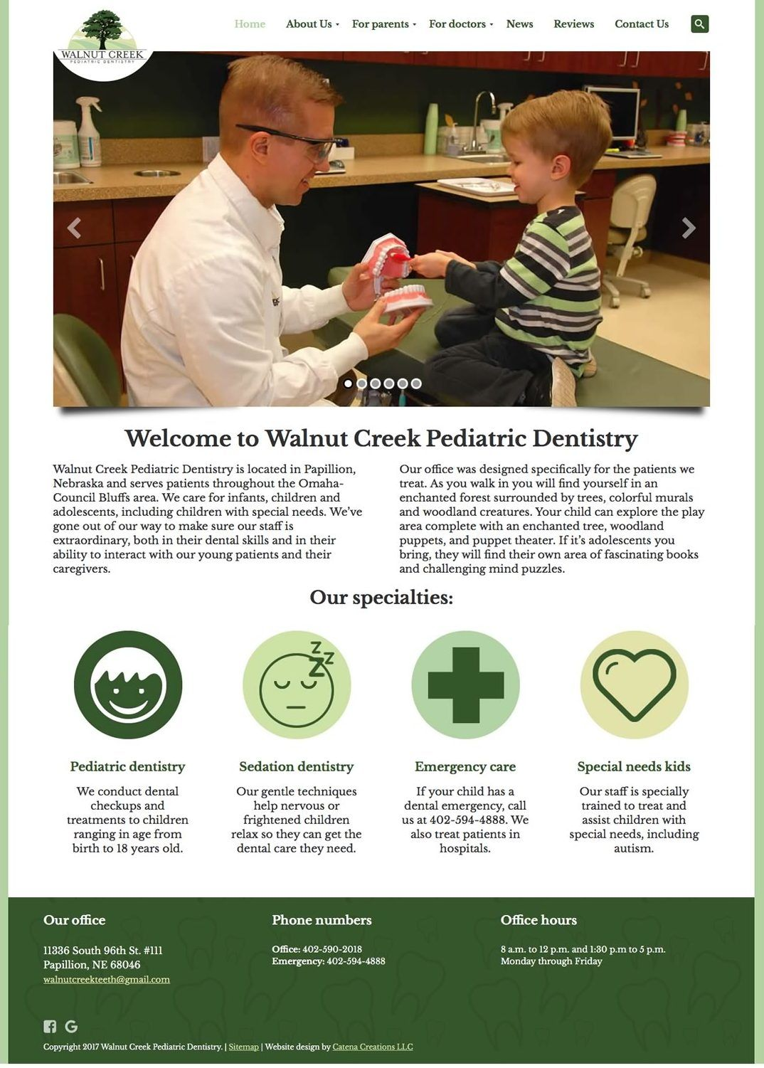 Walnut Creek Pediatric Dentistry