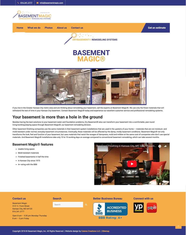 http://Basement%20Magic%20website%20redesign