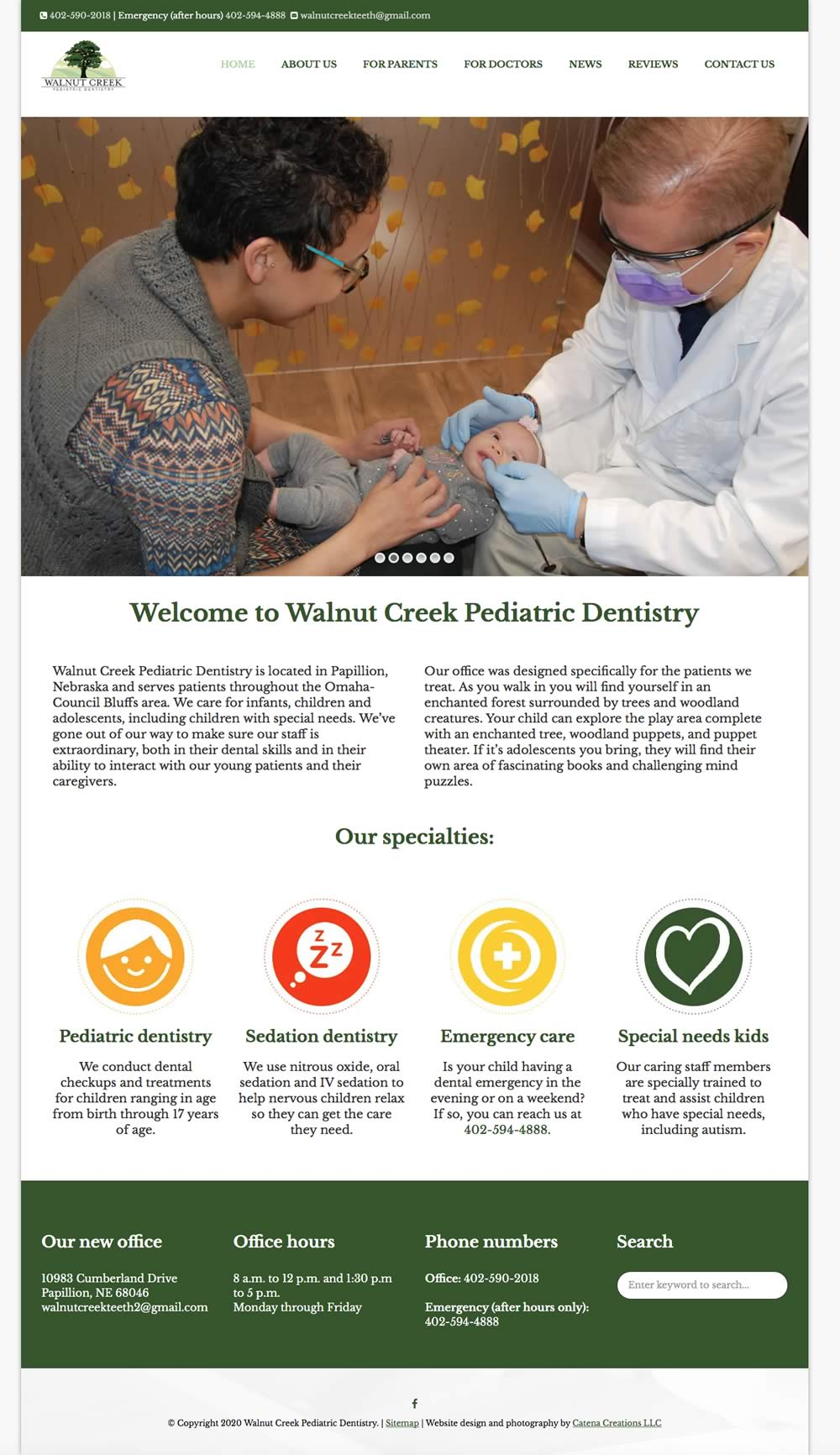 Walnut Creek Pediatric Dentistry 2020